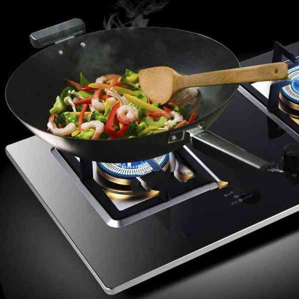 Dual-stove, Embedded Fierce, Fire Cooker, Liquefied Natural Gas