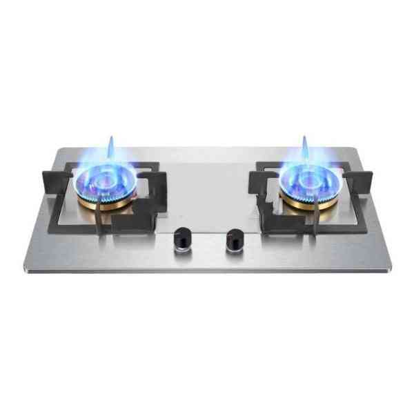 Household Gas Stove, Embedded Dual Use Cooker
