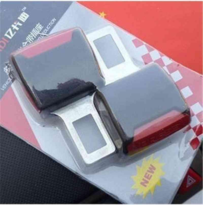 Extender Safety Seatbelt Lock, Buckle, Plug, Thick Insert Socket