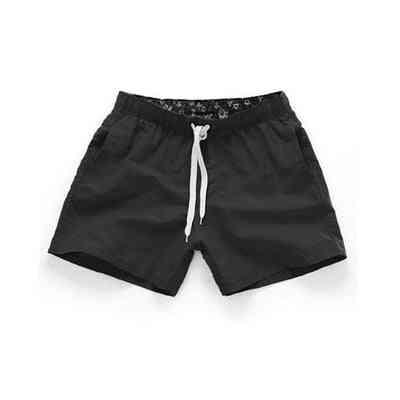 Men Quick Drying, Casual Beach Elastic Waist Summer Shorts