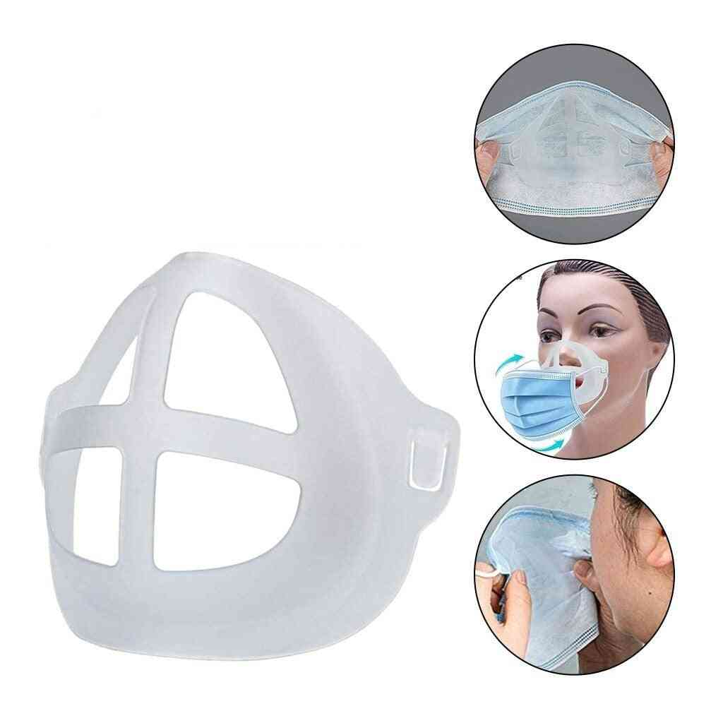3d- Bracket Mouth Holder, For Face Mask Accessories