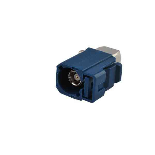 Crimp Rf Connector, Right Angl For Gps Telematics