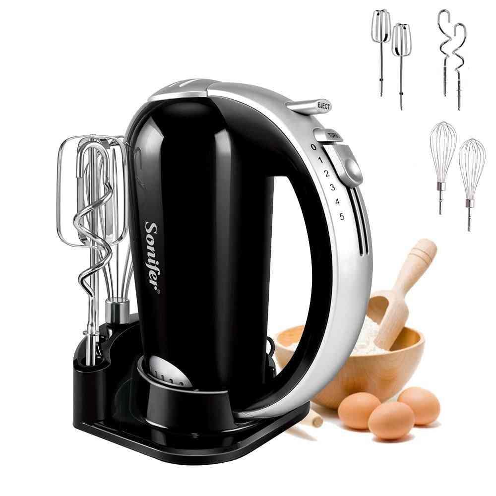 Stainless Steel Dough Mixer Egg Beater Dough Blender