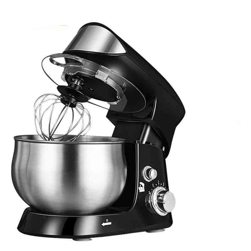Stainless Steel Electric Food Mixer , Dough Processor Machine