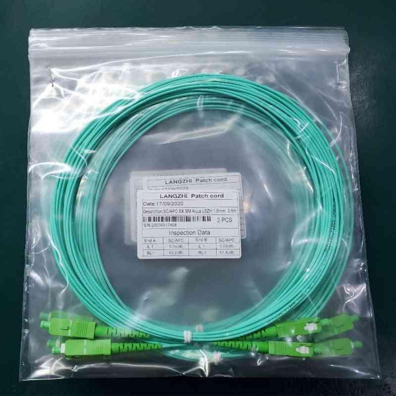 Optical-patch Fiber Apc-sc/apc Sm Sx Cables