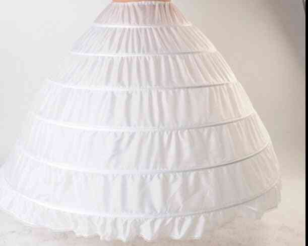 Hoops Petticoats Bustle For Ball Gown Dresses Underskirt Bridal Accessories Skirts