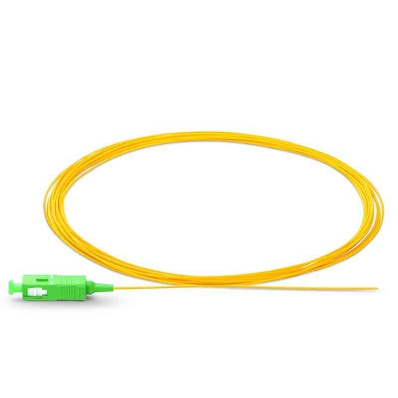 Sc Apc / Upc- Simplex Single Mode, Fiber Optic, Pigtail