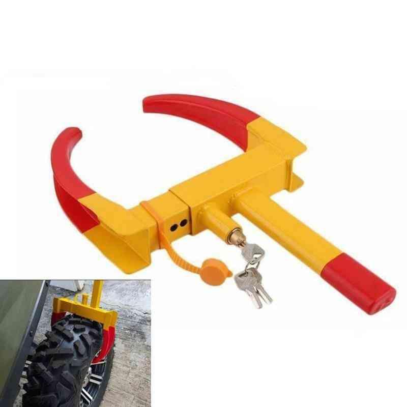 Car- Wheel Anti-theft Lock, Clamp