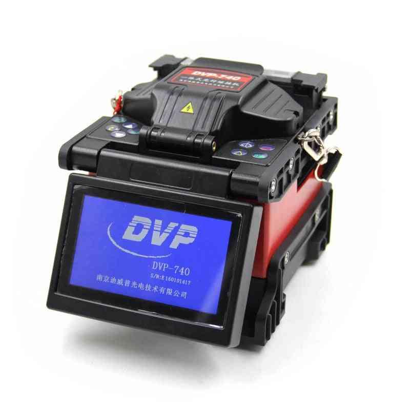 Dvp-740, Multi-language Optical Fiber, Fusion Splicing Machine