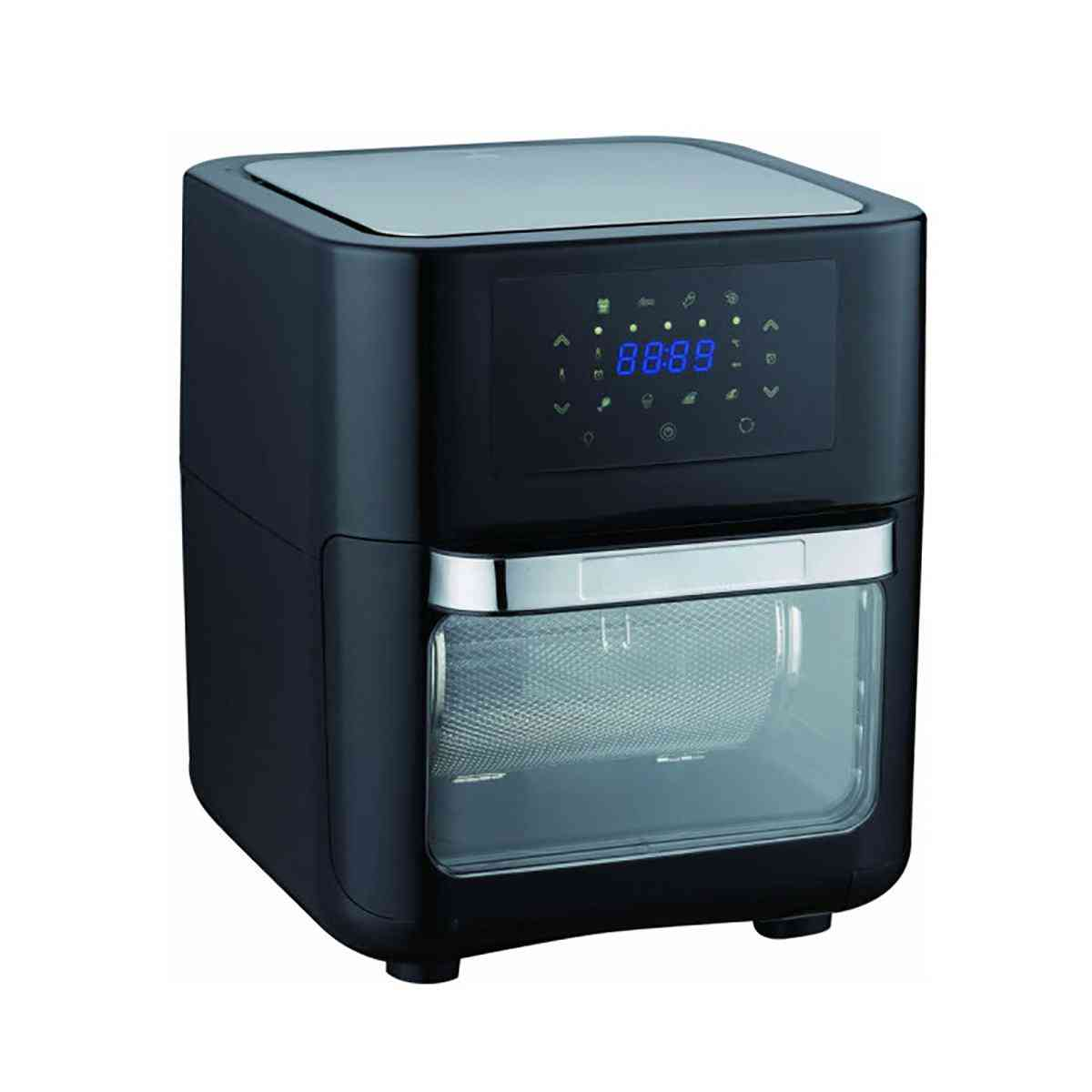 Smart Oil Free Air Fryer Oven, Healthy Food, Touch Lcd Electric Deep