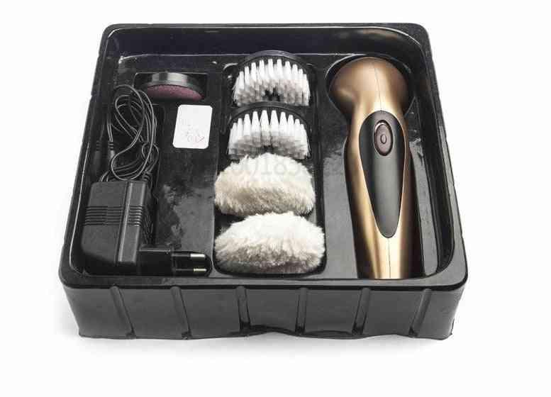 Portable Chargeable Shoe Polishing Machine