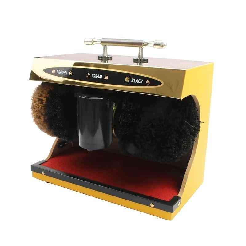 Automatic Electric, Shoes Cleaner, Washing Brush, Polishing Machine