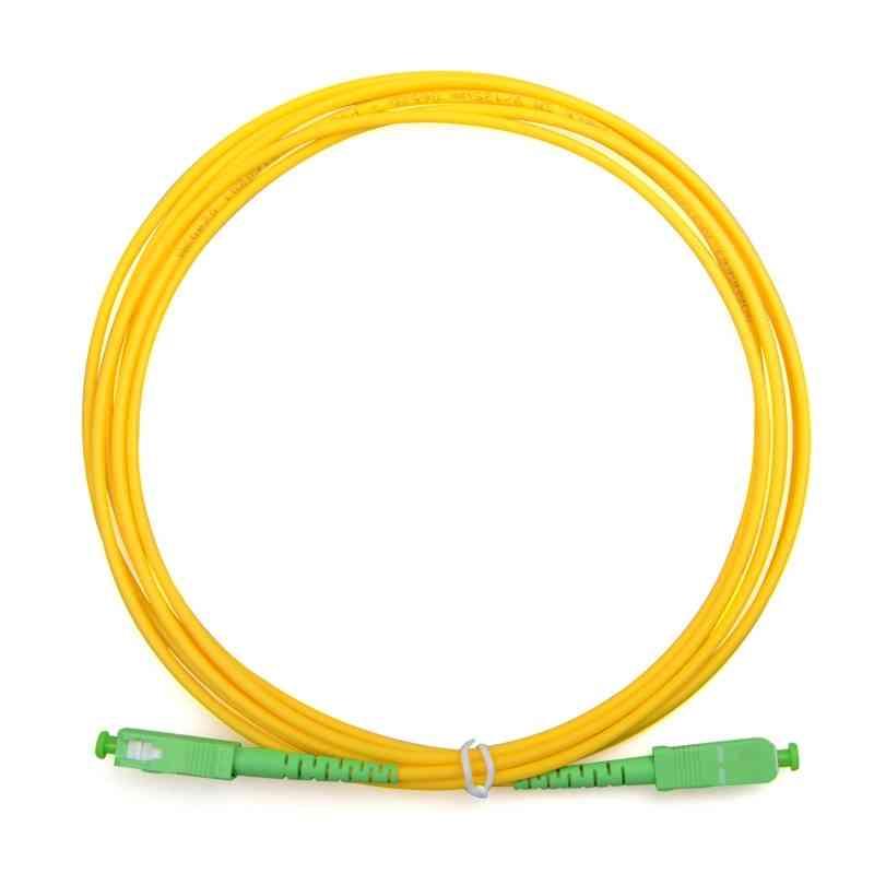 Optical Fiber, Patch Cord- Sc/apc Fc/apc Lc/apc Pigtail