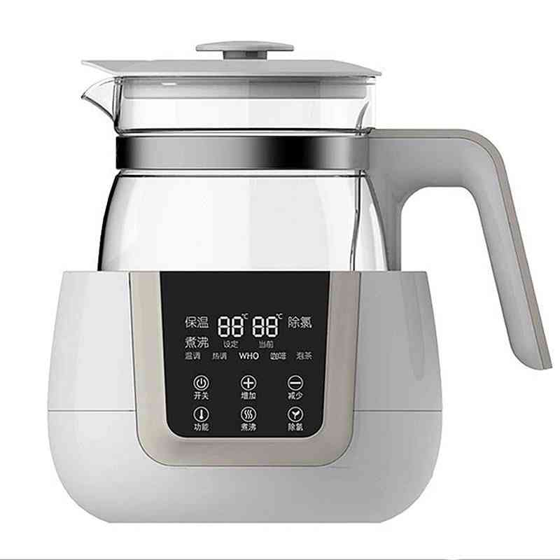 Thermostat Electric Kettle, Smart Lcd Panel, Infant Milk Powder, Brewing Machine