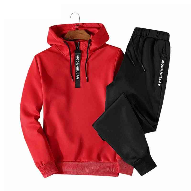 Casual Sportswear, Hip-hop, Hoodies & Pants, Tracksuits Sets's