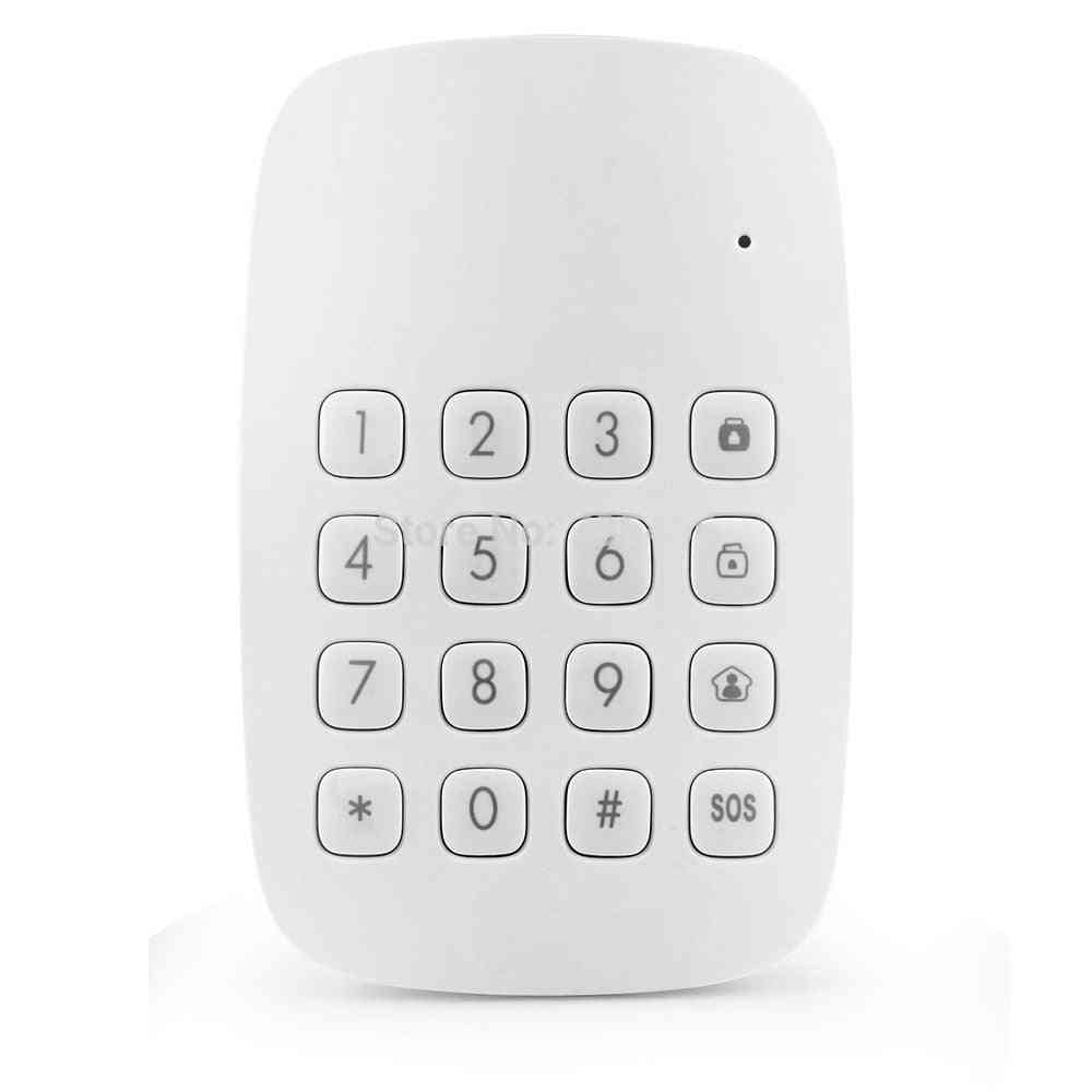 433mhz- Wireless Rfid, Tags Keypad For Home Protection, Alarm Systems