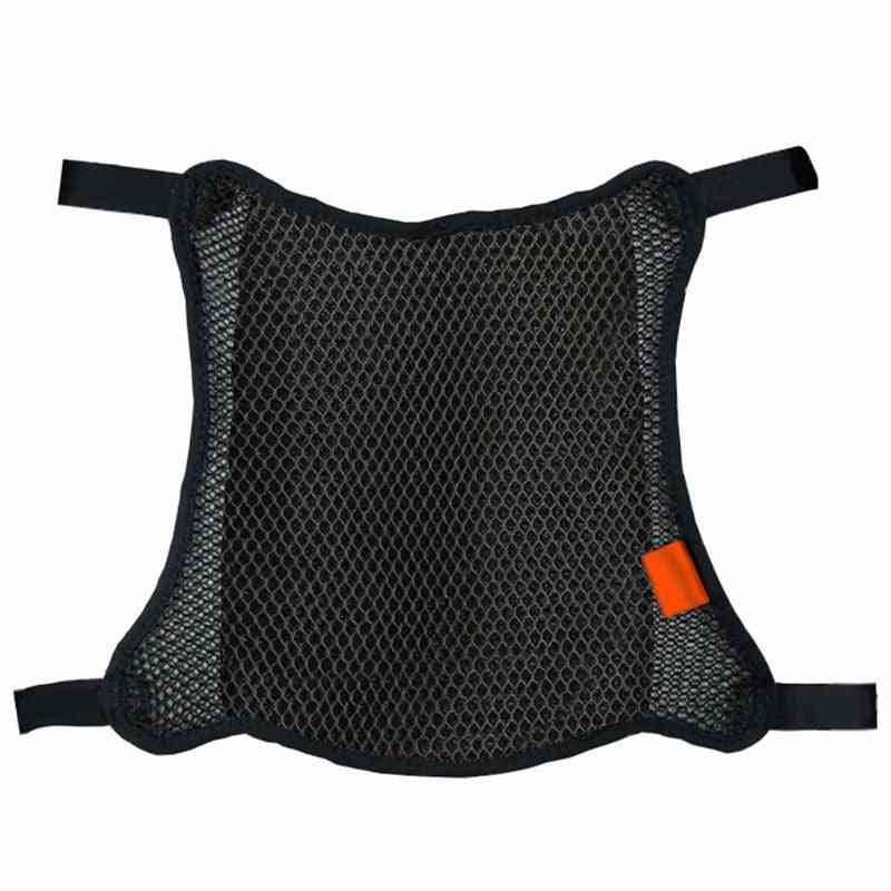 Motorcycle Breathable Cool Sunproof Seat Protection Cover