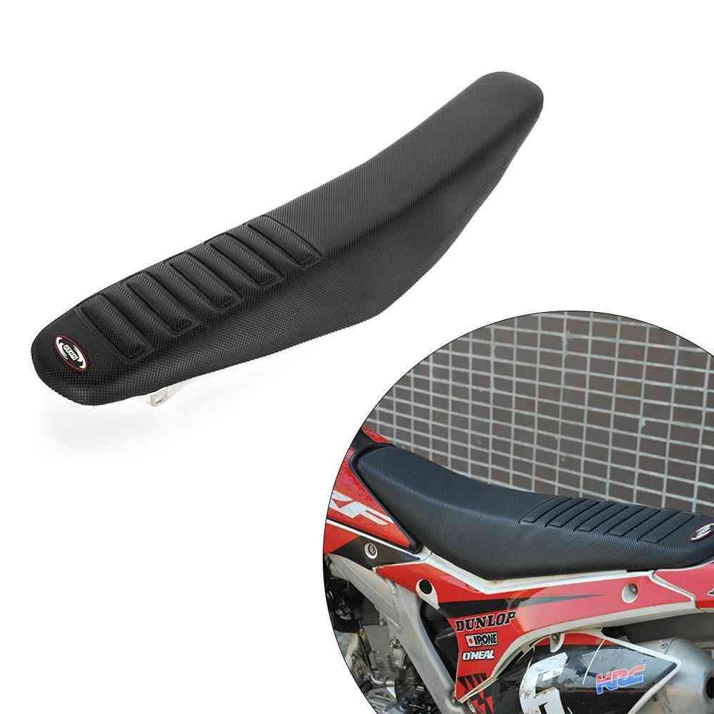 Motorcycle Universal Pro Rubber Gripper- Soft Seat Cover