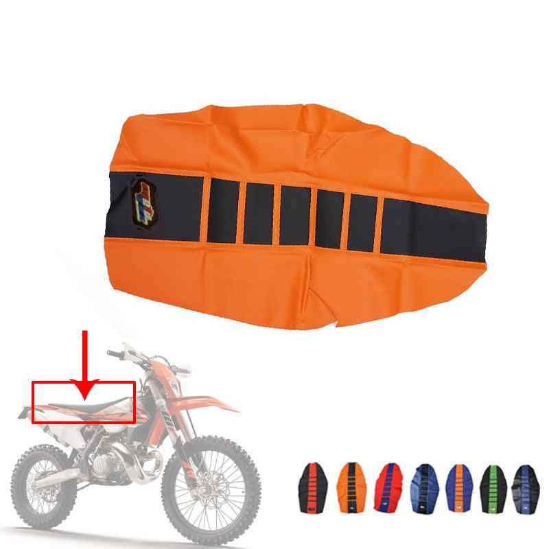 Universal And Durable Double Stitched Soft Seat Cover For Motorbike