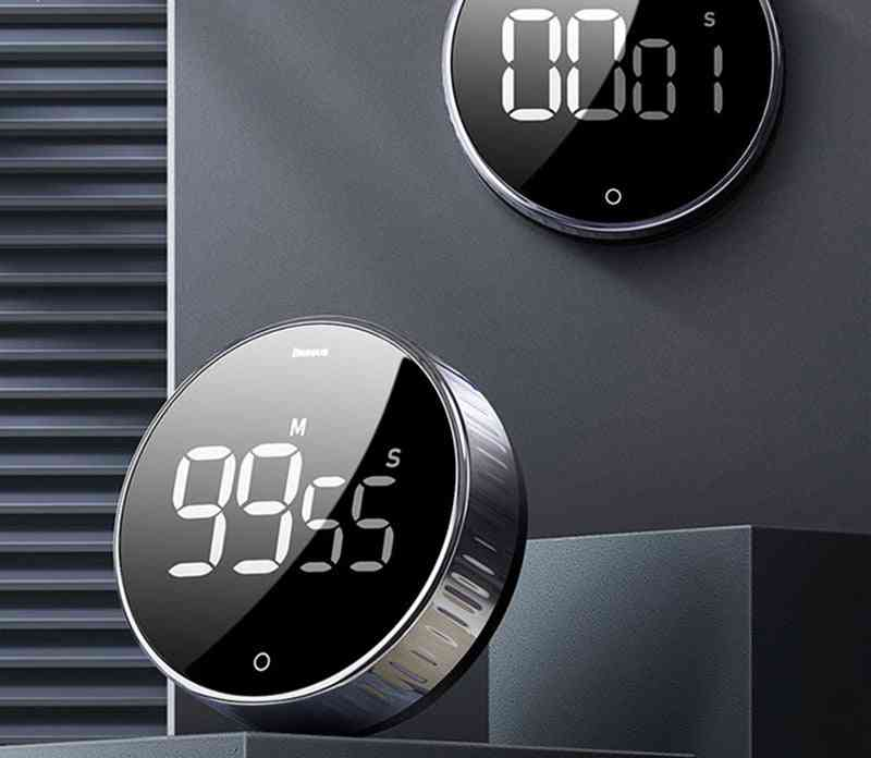 Led Magnetic Digital Electronic Cooking Countdown Timer