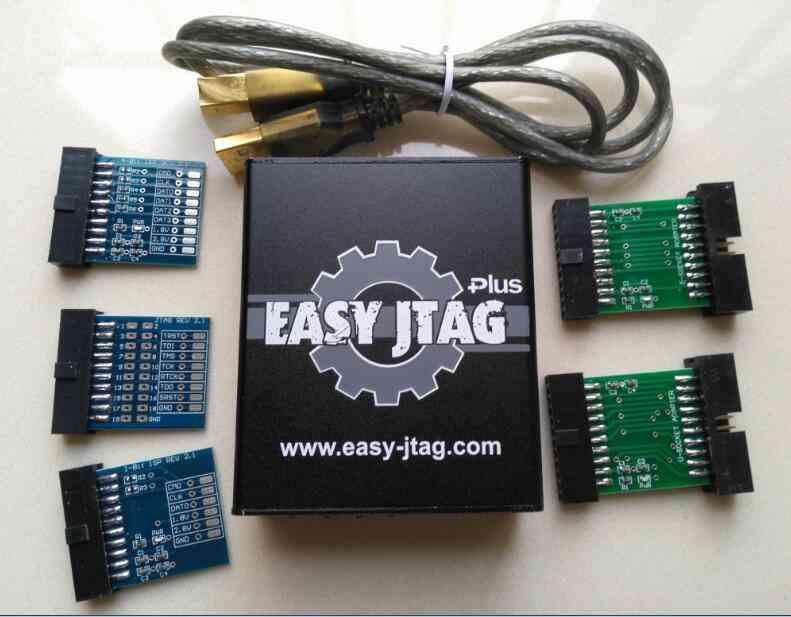 Full Set Easy Jtag Plus Box