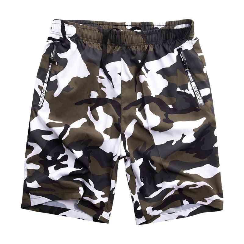 Men Swimwear Board Shorts, Summer Swimsuit Bermuda Trunks Short