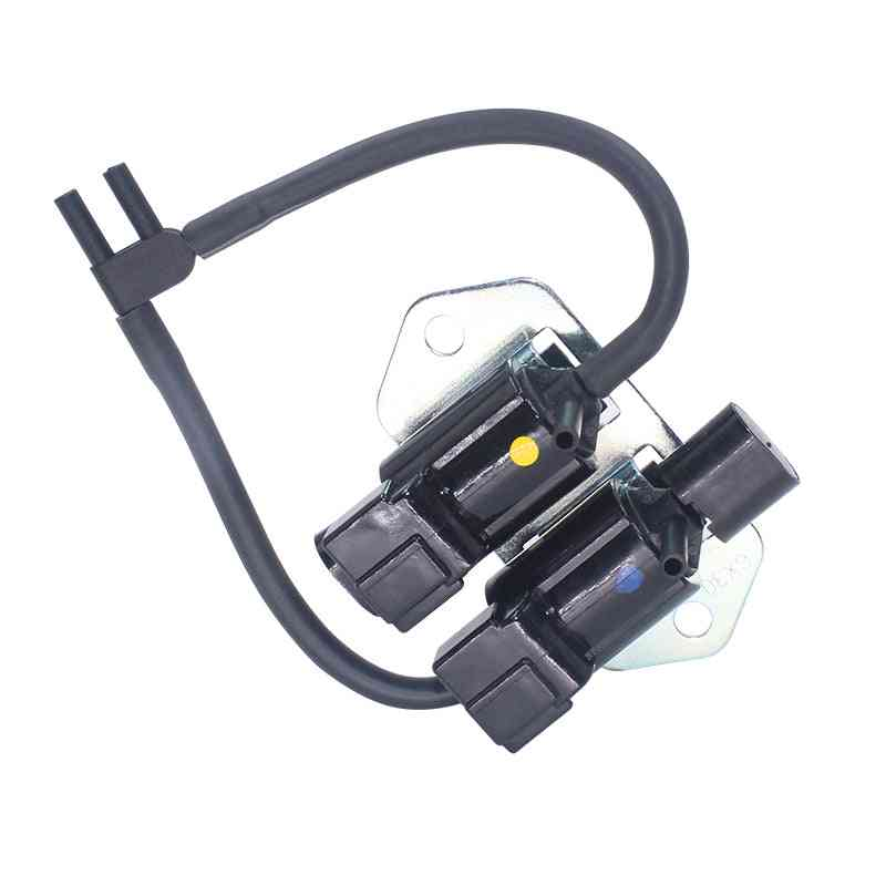 Car, K5t47776 Vacuum Switch Solenoid Freewheel, Clutch Control Valve For Mitsubishi Pajero