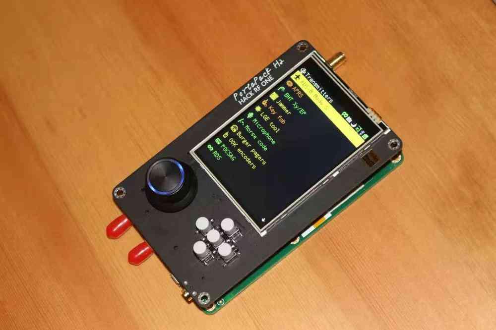 Portapack H2 For Hackrf One Sdr