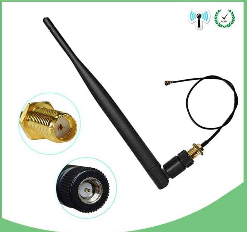 2.4 Ghz Sma Male Wifi Antenna For Router Booster
