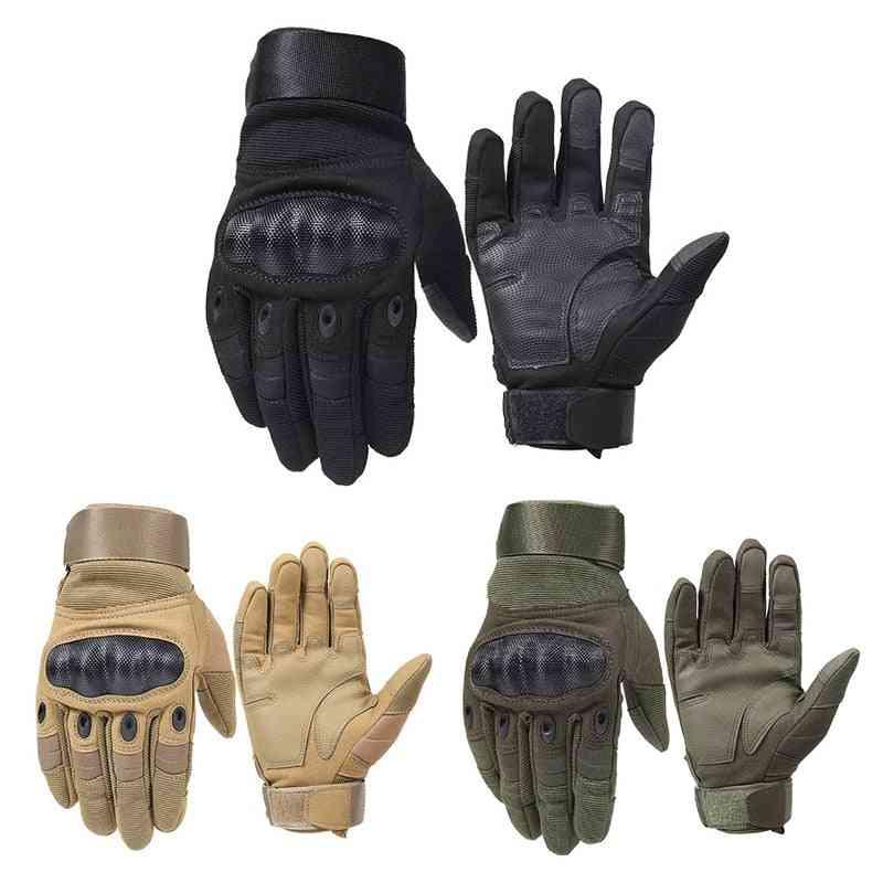 Motocross Protective Gloves, Breathable Full Finger Outdoor Racing Sport Glove