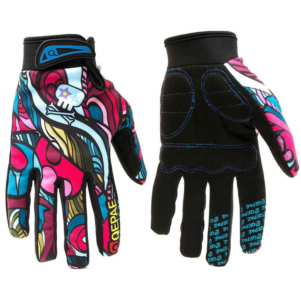 Screen-touch, Full Finger, Winter Gloves For Skiing/climbing/cycling