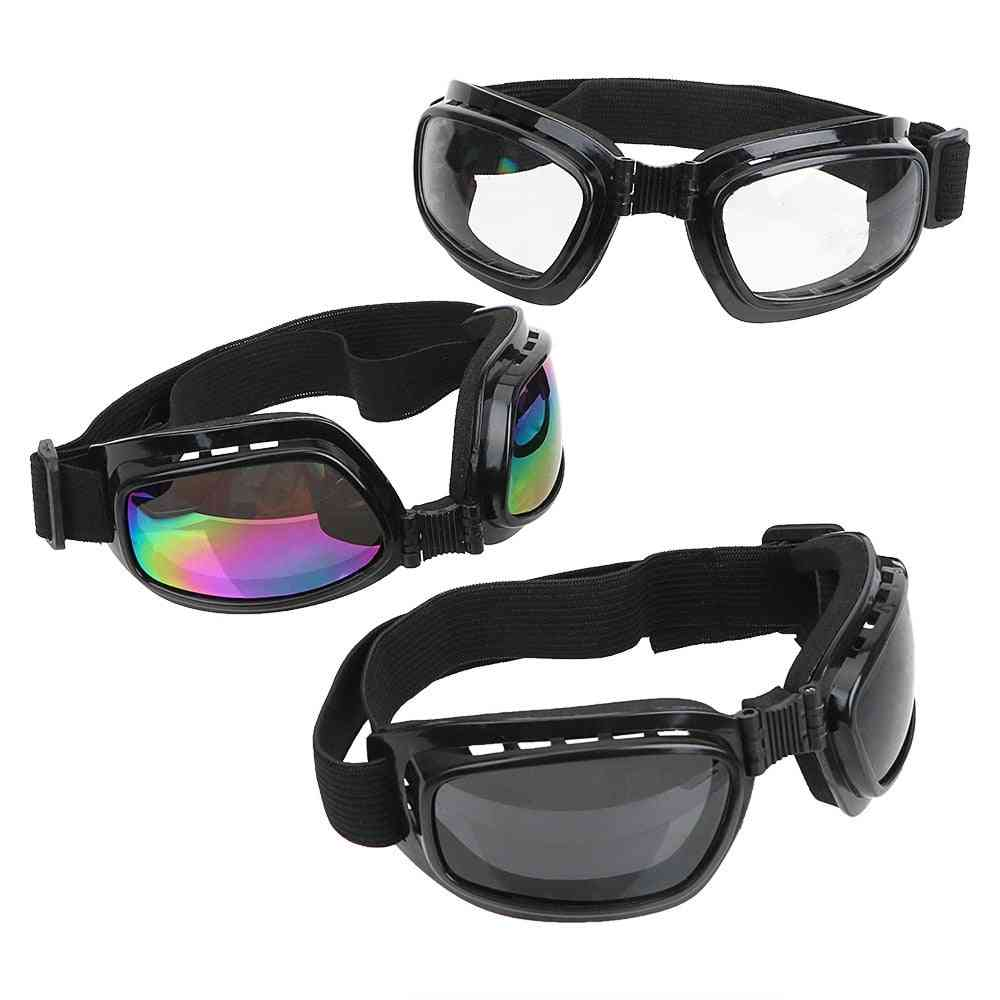 Anti Glare- Windproof Dustproof, Uv Protection, Sunglasses