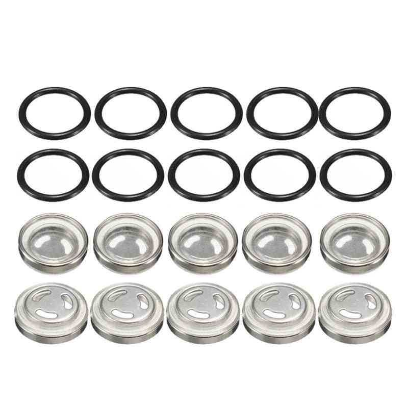 Sight Glass And Gasket For Motorcycle Part