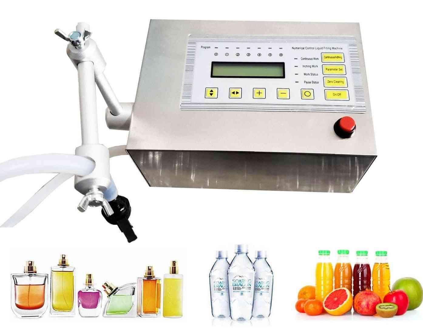 Electric Digital Control Liquid Filling Device