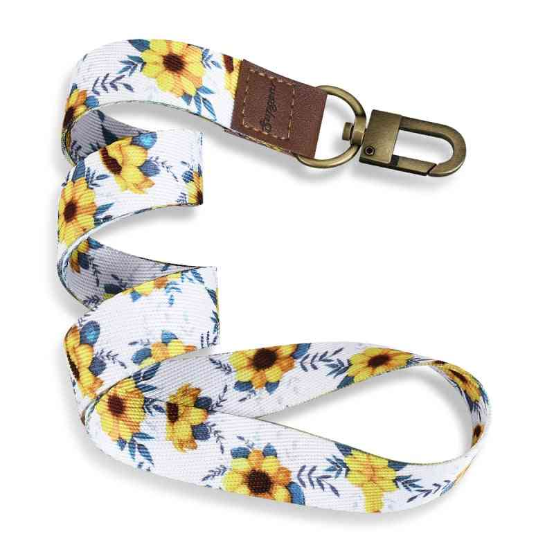 Keychain Charm, Neck Strap Lanyard For Id Card, Usb Holder, Hang Rope