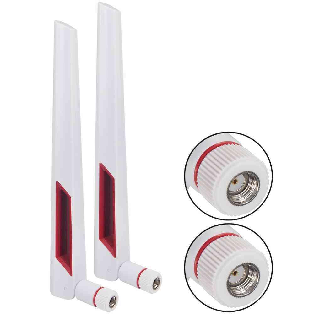 2pcs 12 Dbi Dual Band Wifi Antenna