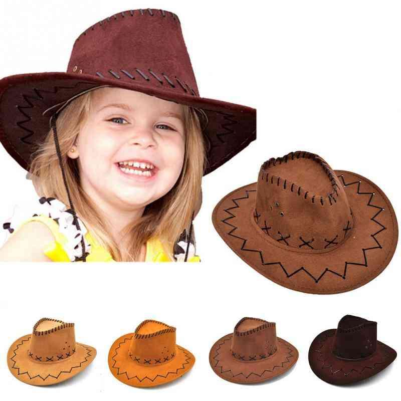 Western Cowboy Sun Hat, Cowgirls Cap