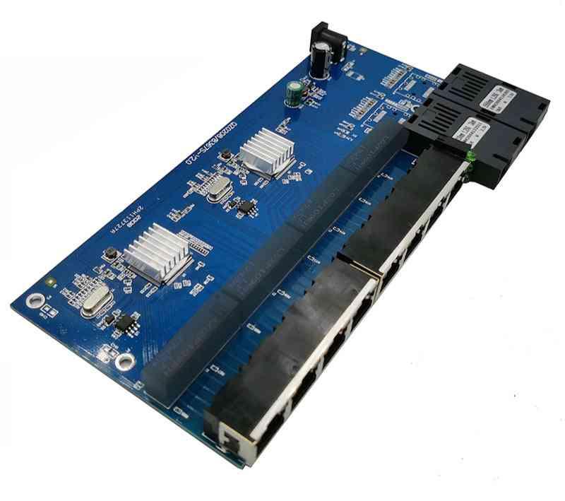 Fiber Optical Media Converter Board