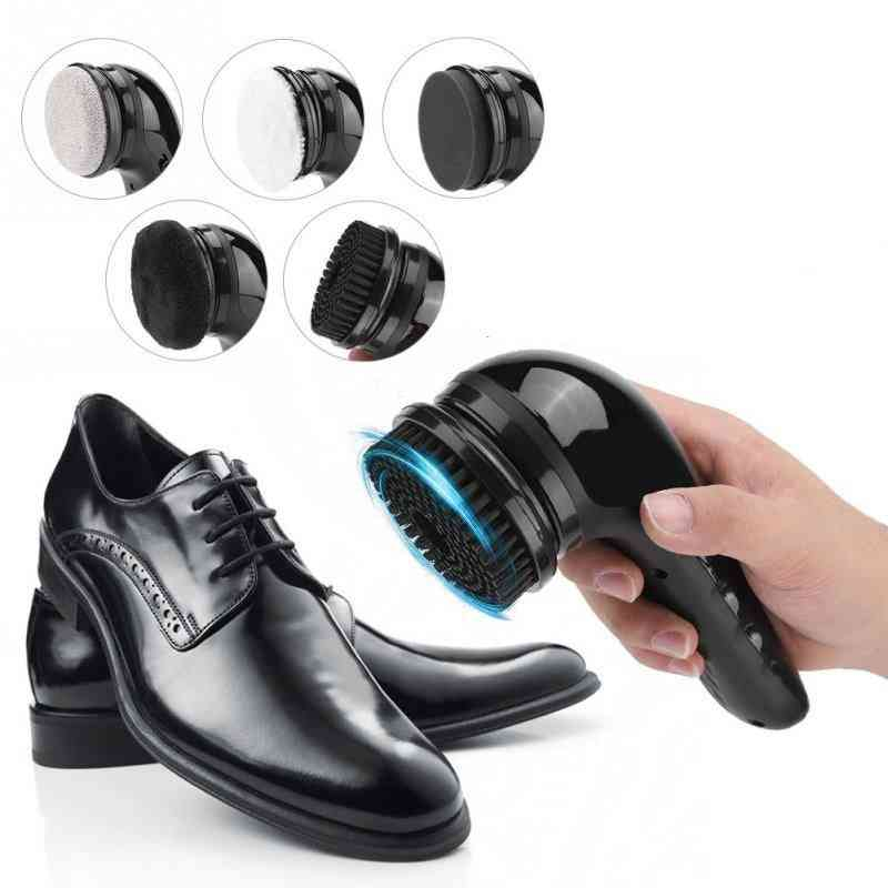 Automatic Electric Shoe Polishing Machine