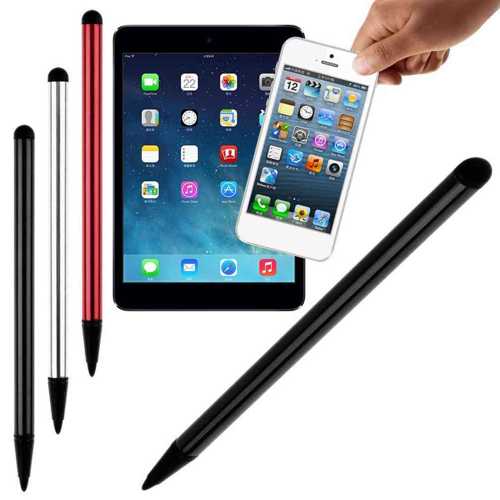 Touch-screen, Stylus Metal Ballpoint, Handwriting Pen For Mobile Phone(red)