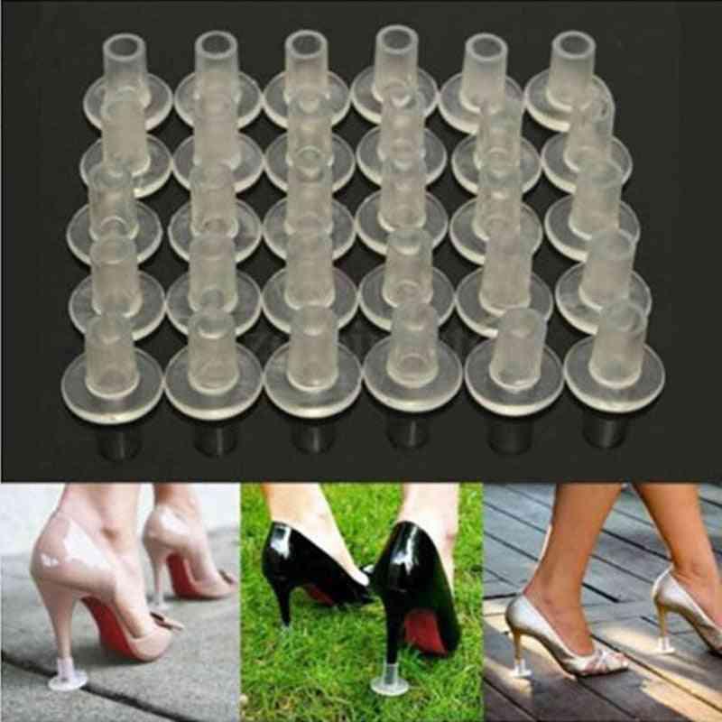 High Heel Protectors Cover, Anti Slip Silicone Heeler