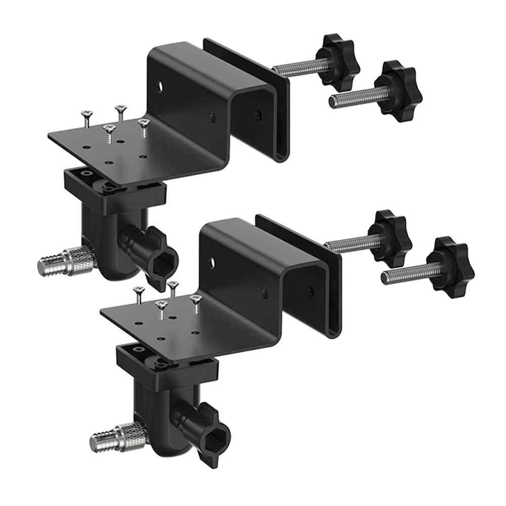 Adjustable Gutter Mount Pan/all-new Ring Stick Up Cam Mounting Bracket