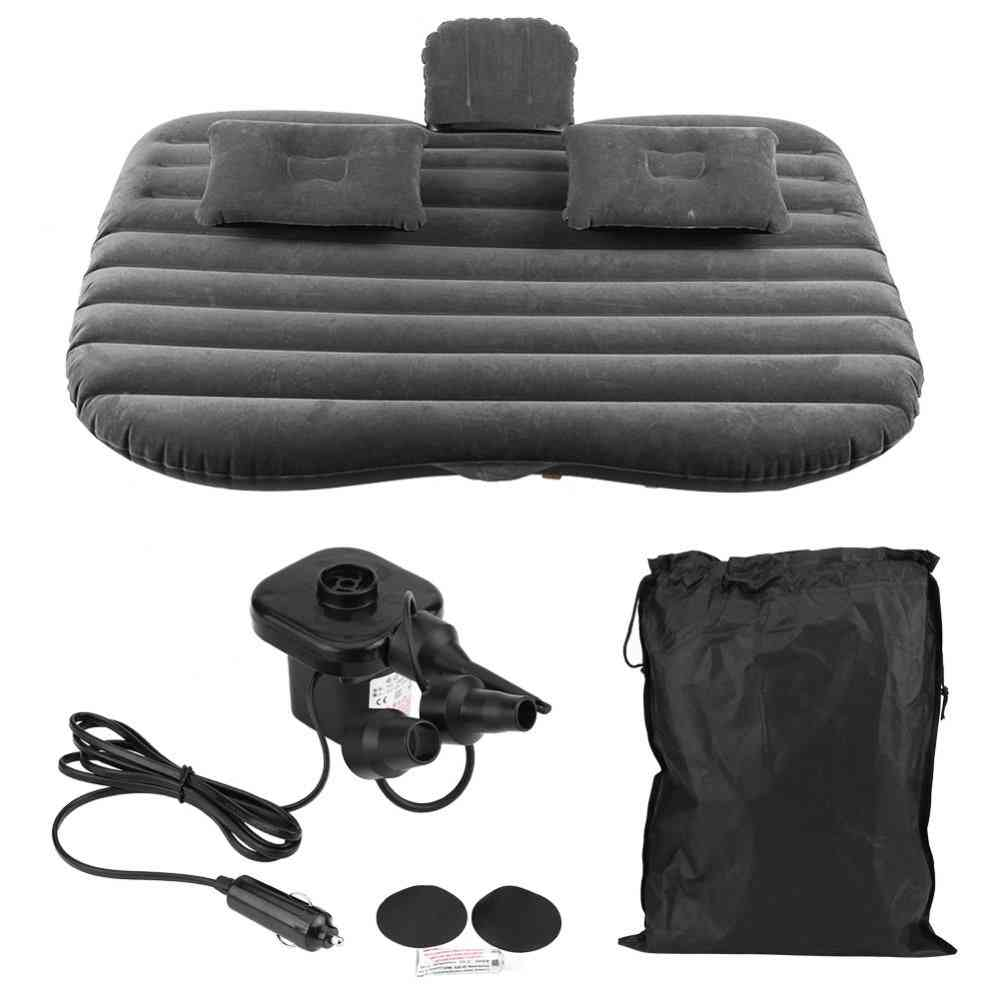 Oversea Car Inflatable Bed Back Seat Mattress