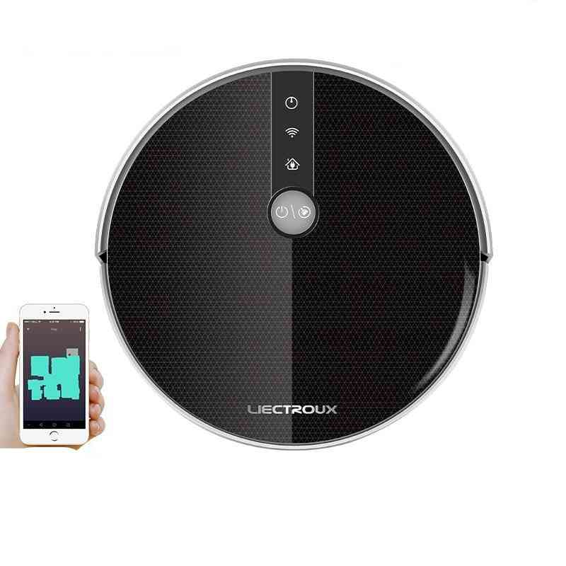 Robot Vacuum Cleaner With Smart Mapping, App & Voice Control