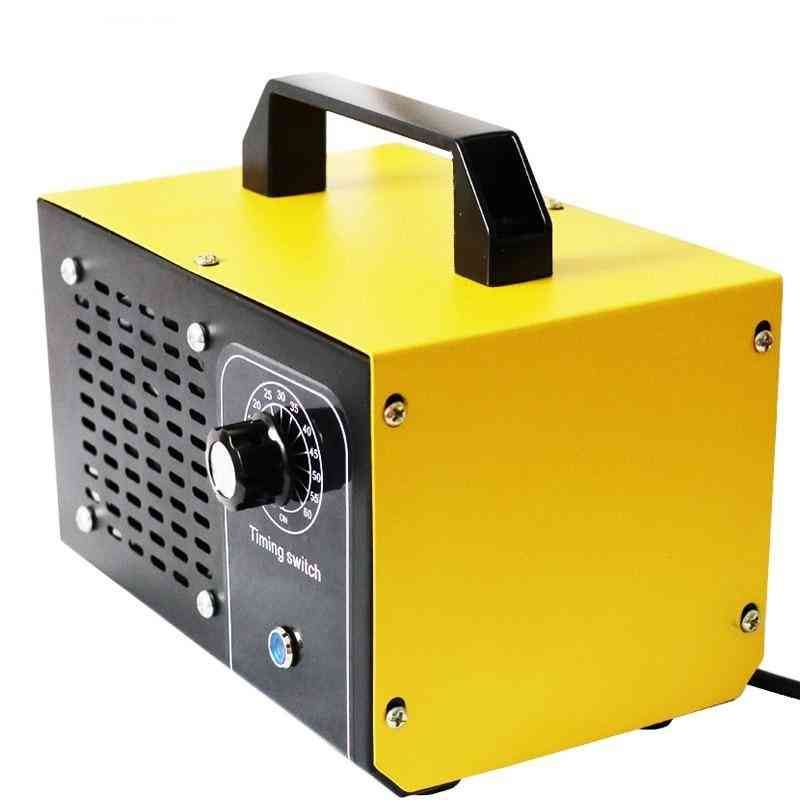 Air Purifier Cleaner, Disinfection Sterilization, Ozone Generator