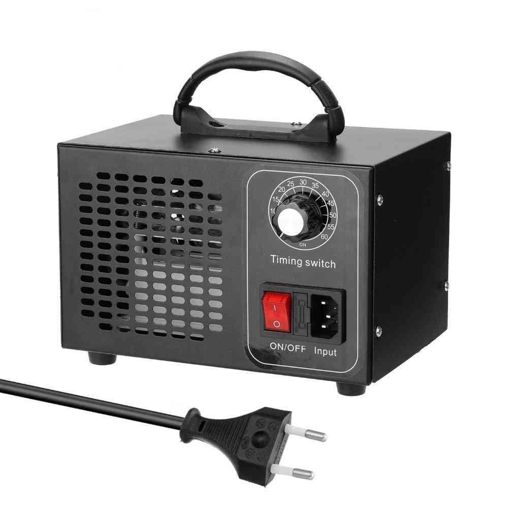 Air Purifier, Sterilizer Treatment, Ozone Generator Machine
