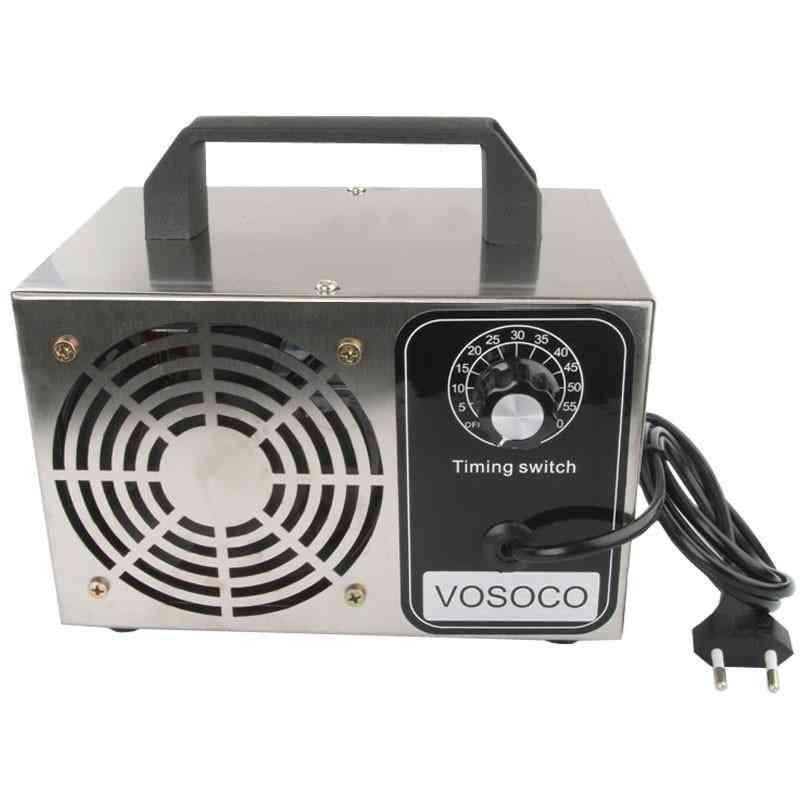 Ozone Generator Machine Stainless Steel Air Purifier