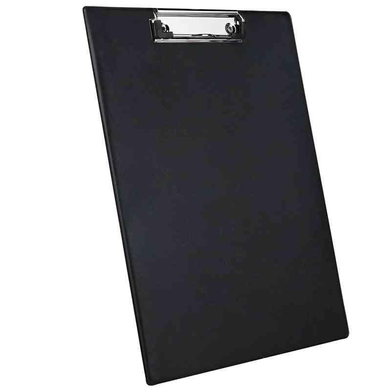Multifunctional A4 Clipboard Writing Pad, Deli Clamp Board
