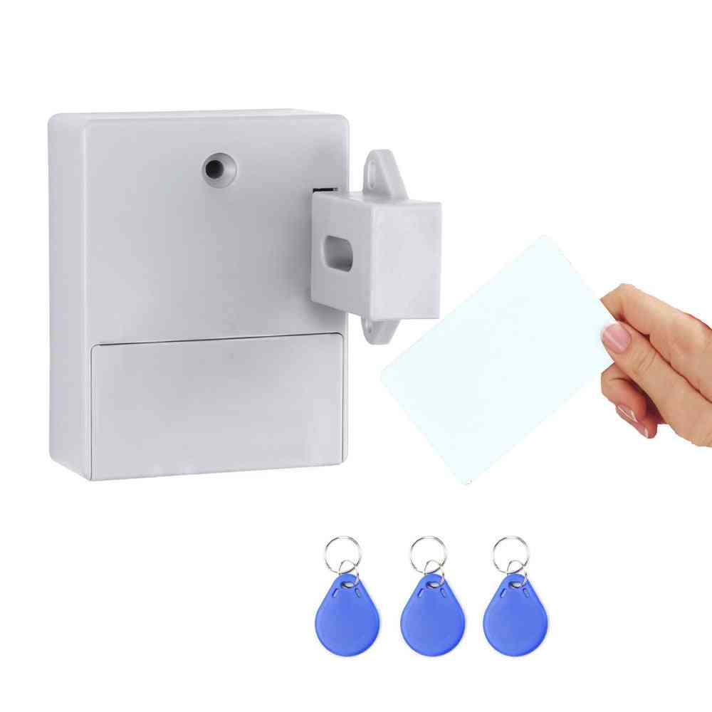 125khz Invisible Rfid Smart Hidden Cabinet Drawer Lock