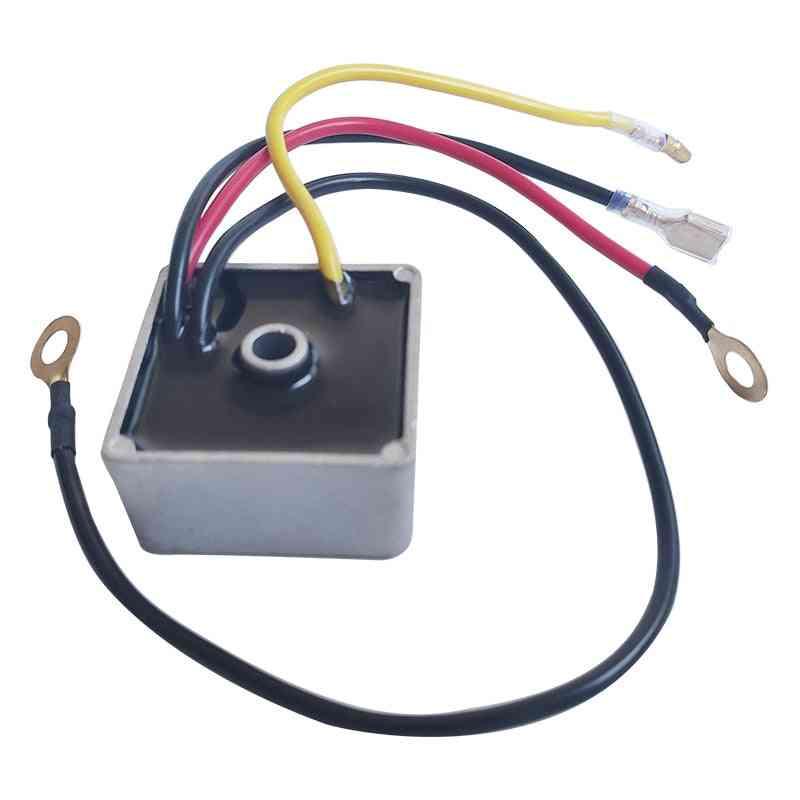4 Wires Voltage Regulator Rectifier